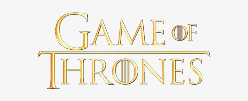Game Of Thrones Logo PNG Images.