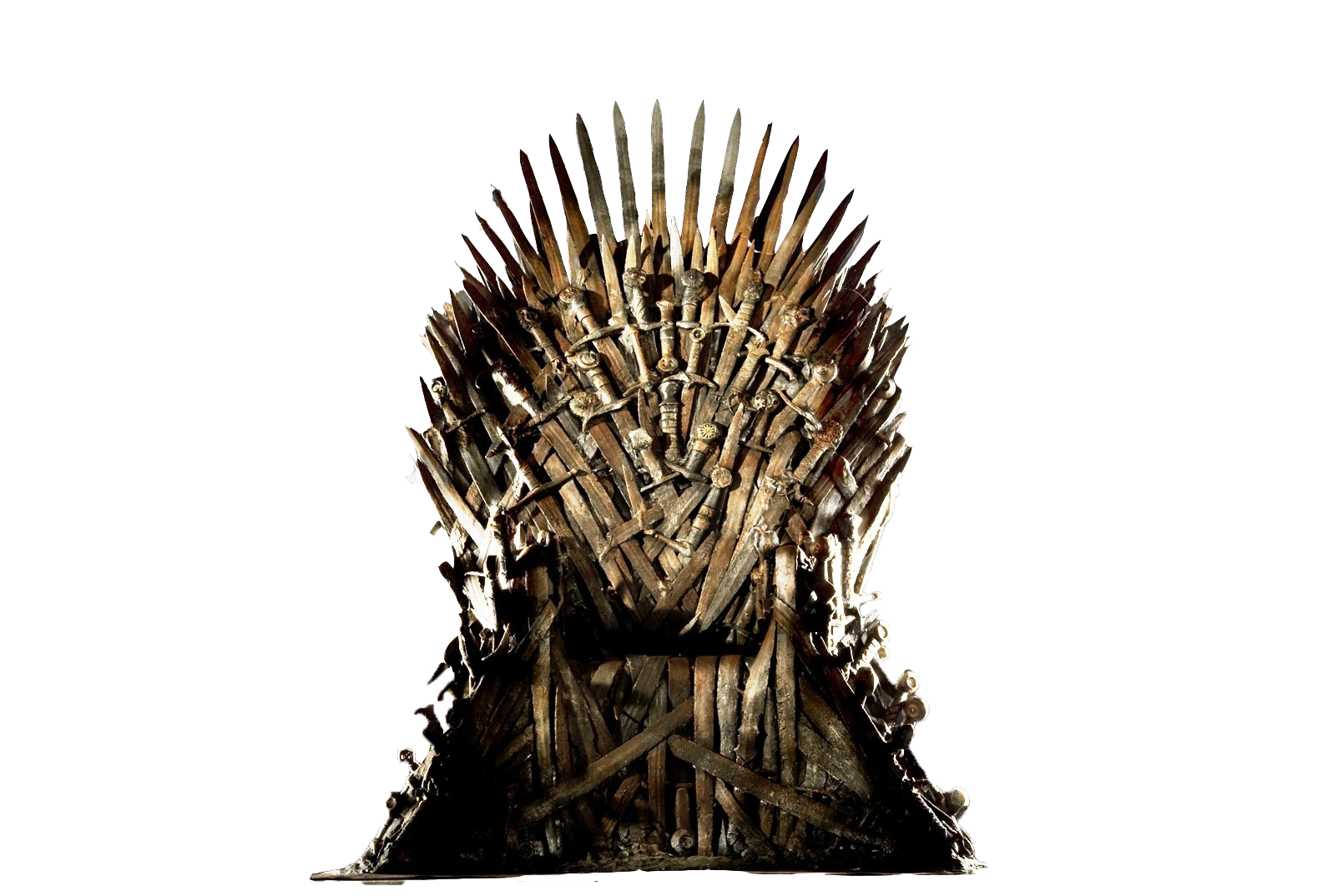 Game of Thrones ~ The Iron Throne PNG by wishfulrose on DeviantArt.