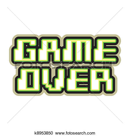 Game over Clipart EPS Images. 8,498 game over clip art vector.