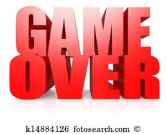 Game over Illustrations and Clipart. 3,172 game over royalty free.
