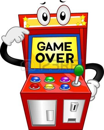 3,130 Game Over Cliparts, Stock Vector And Royalty Free Game Over.