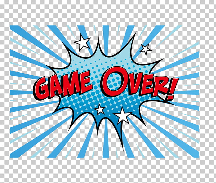 Game Word Word , red game over text PNG clipart.