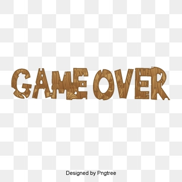 Game Over Png, Vectors, PSD, and Clipart for Free Download.