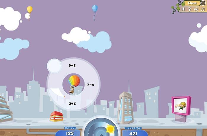 Sharpen your Reflexes with Reflex Math Games.