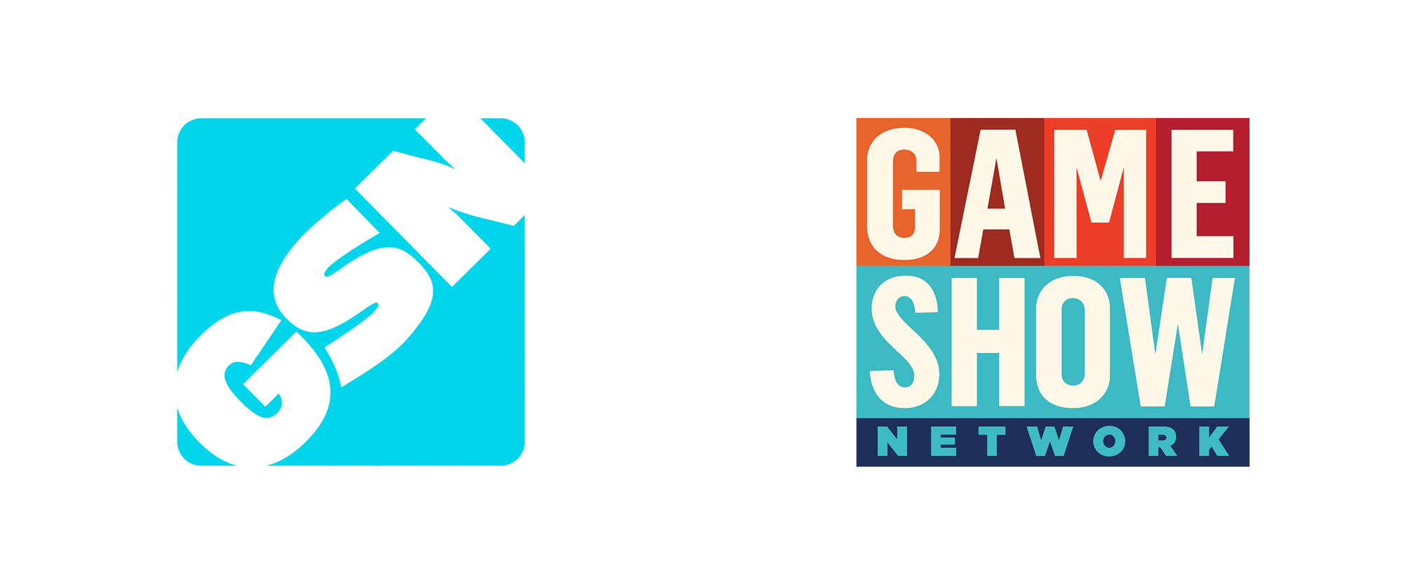 Brand New: New Logo for Game Show Network.