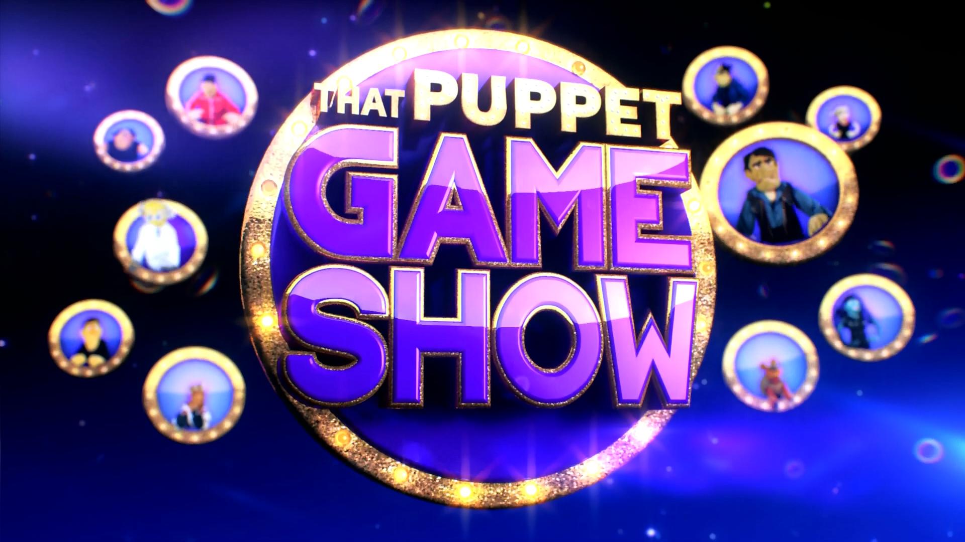 game show logos.
