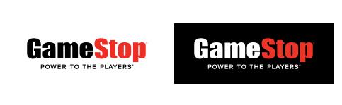 Gamestop Logos.