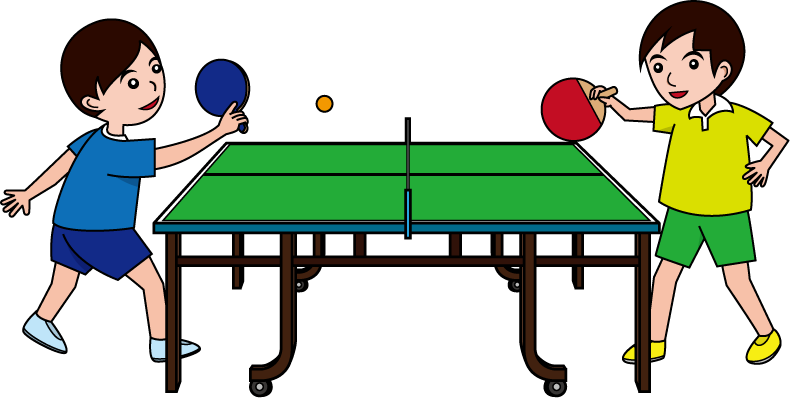 Game Table Clipart.
