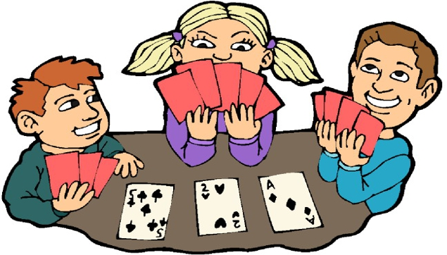 clipart playing games #17