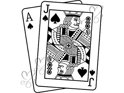 Amazon.com: Yetta Quiller Playing Card Poker Spades Playing.