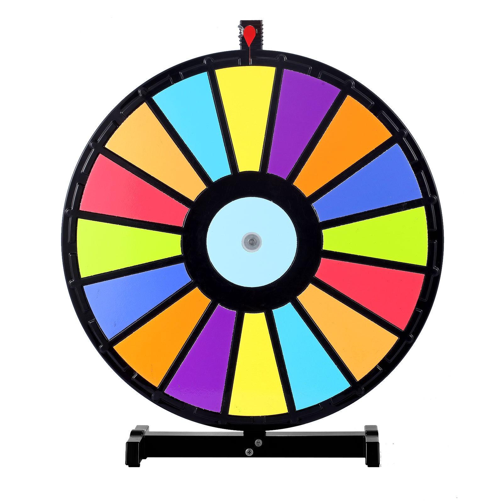Game Show Wheel Clipart.