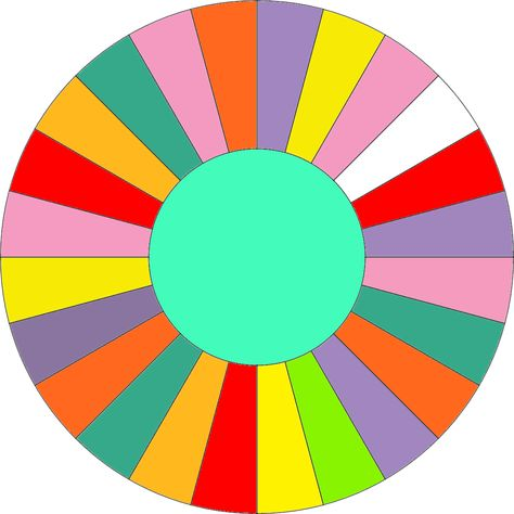Wheel of Fortune Clipart (29+).