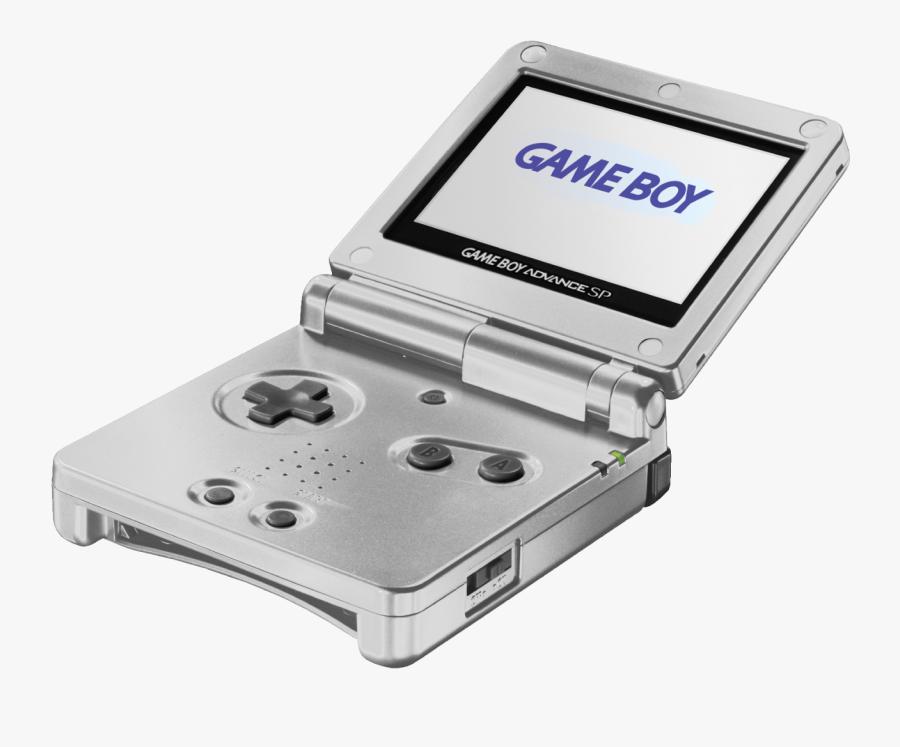 Gameboy Advance Sp Png , Free Transparent Clipart.