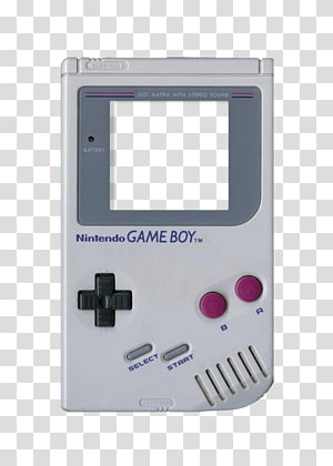 Game Boy Advance transparent background PNG cliparts free.