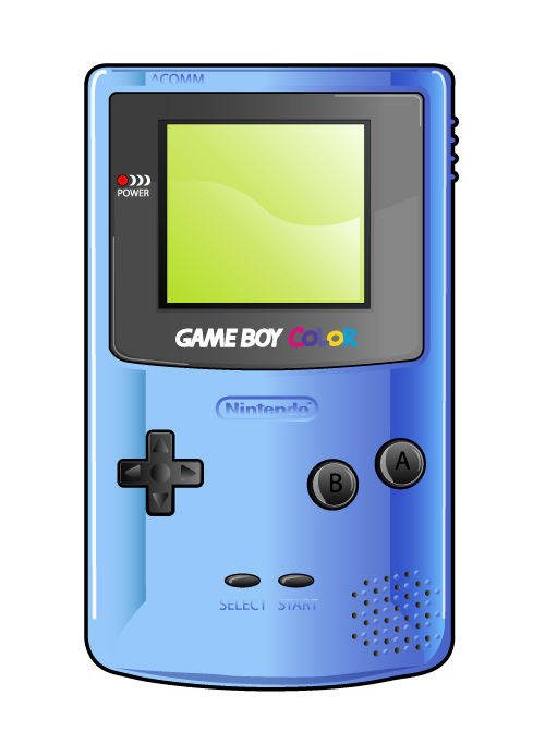 Gameboy icon #17237.