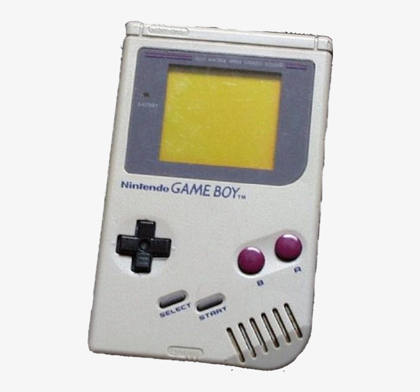 Game Clipart Gameboy Color.