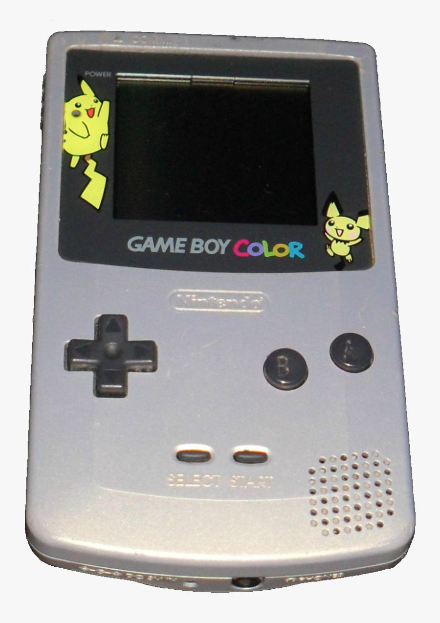 Transparent Gameboy Clipart.