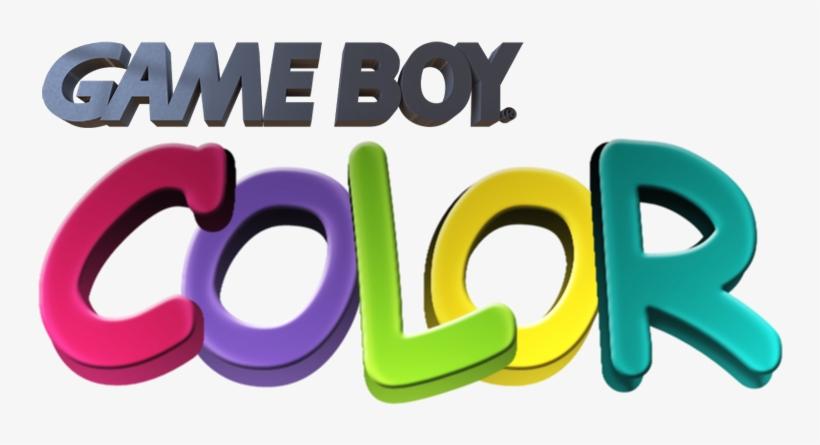 Gameboy Color Logo Png.