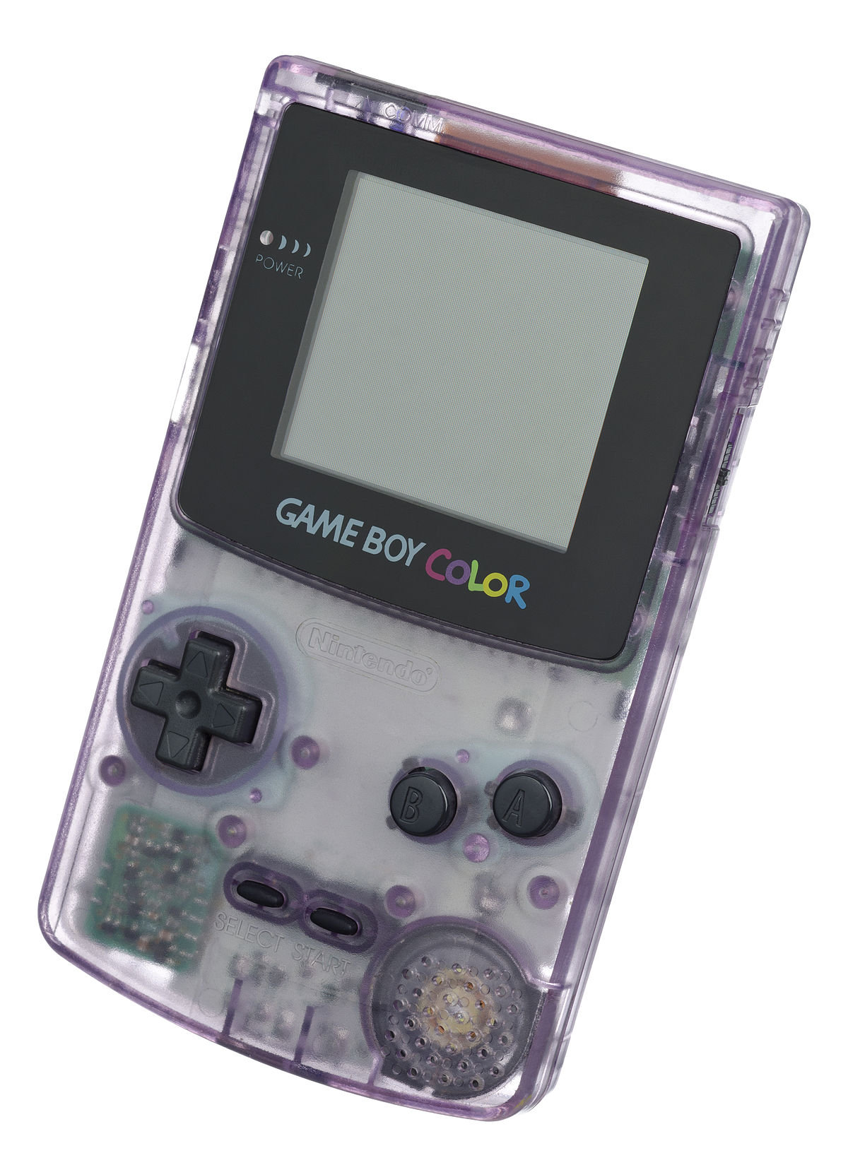 Game Boy Color.