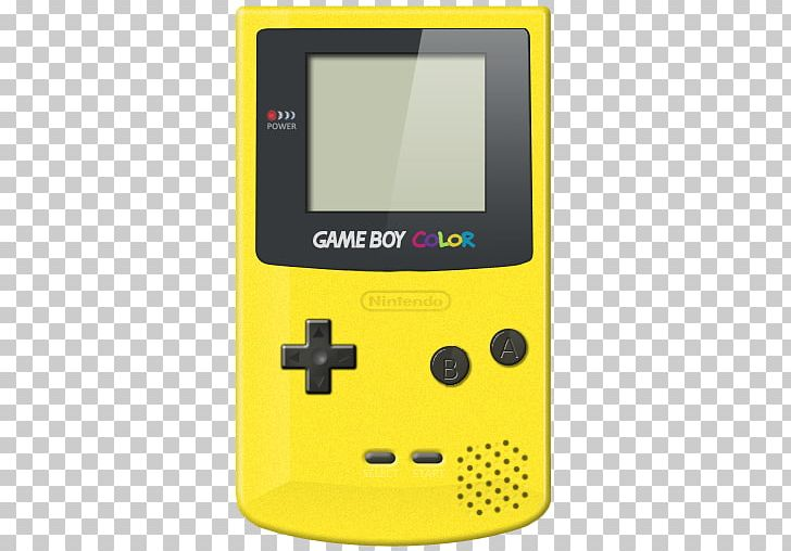 Game Boy Color Game Boy Family Nintendo Video Game Consoles PNG.