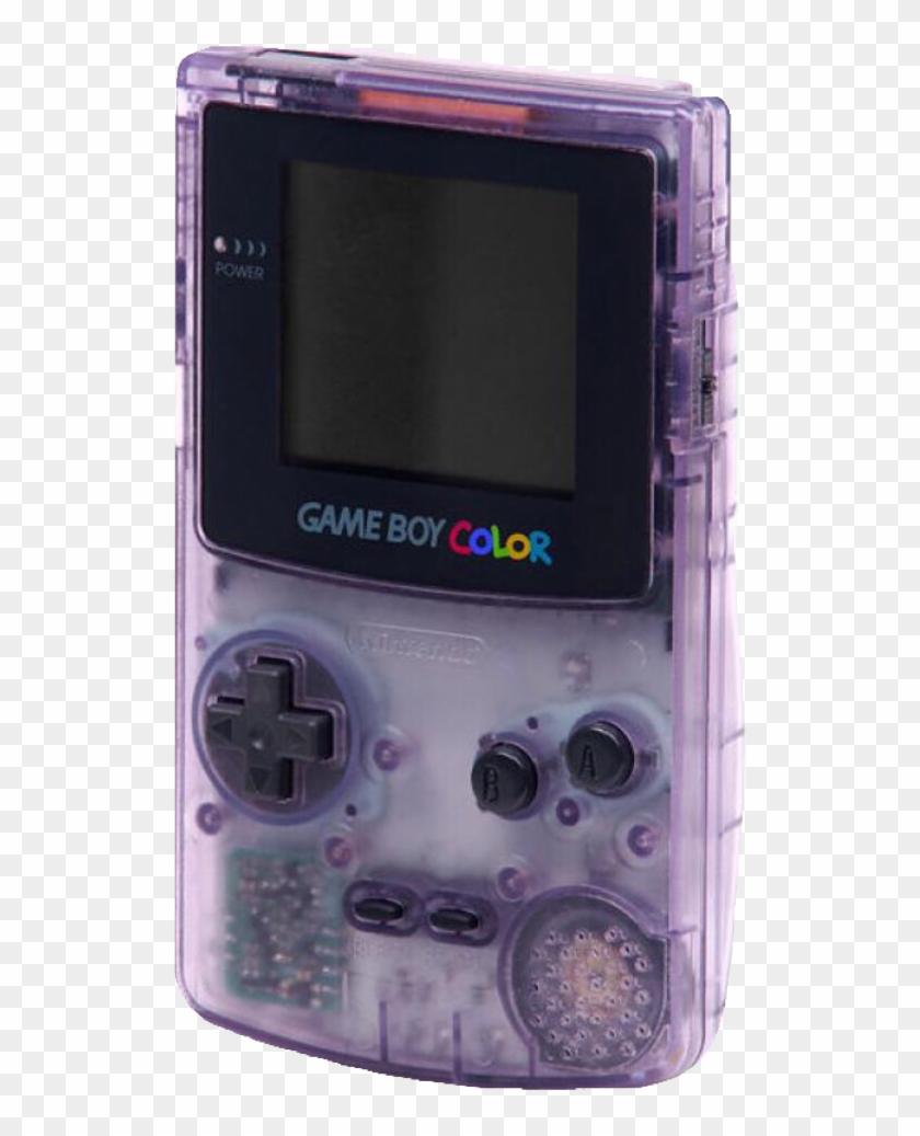 Game Boy Color Png, Transparent Png.