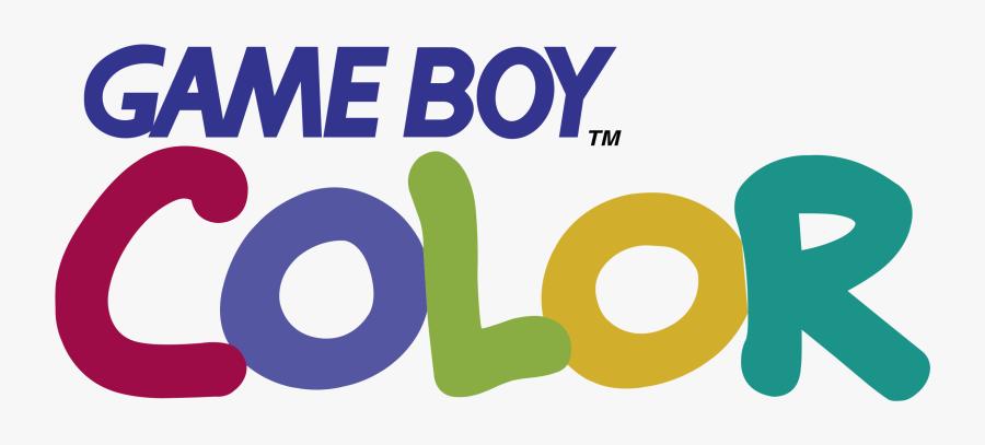 Nintendo Gameboy Color Logo , Free Transparent Clipart.