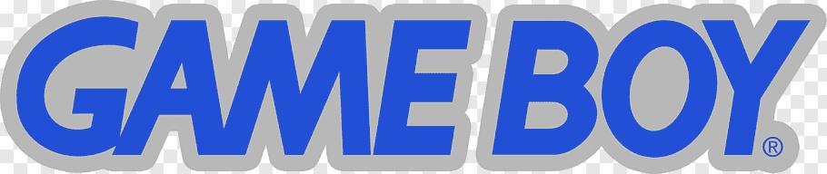 Gem Boy logo, Nintendo Game Boy Logo free png.