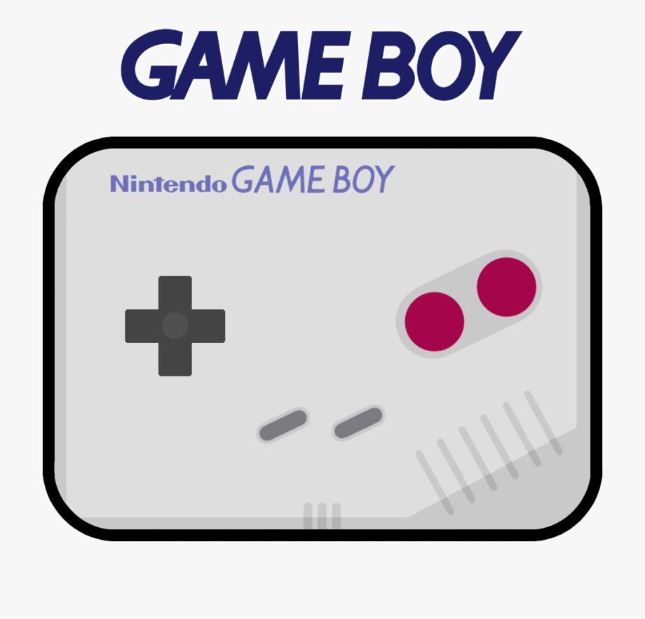 Nintendo Game Boy Logo Hd.