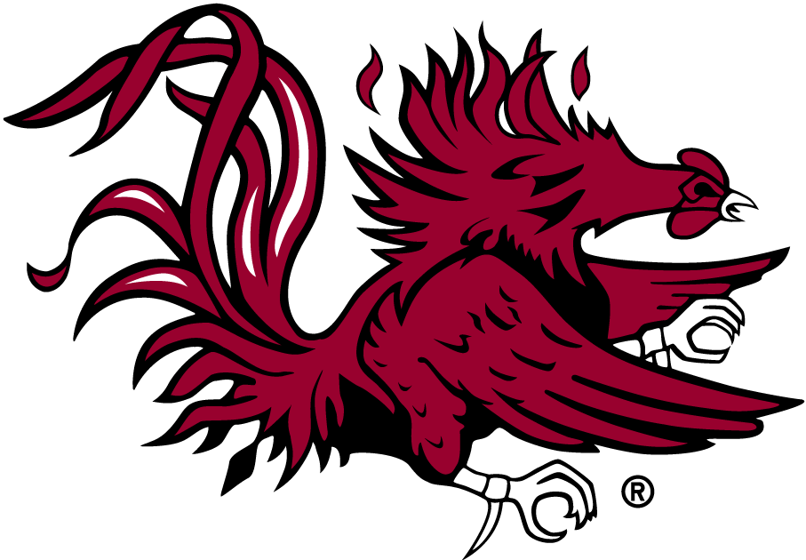 South Carolina Gamecocks.