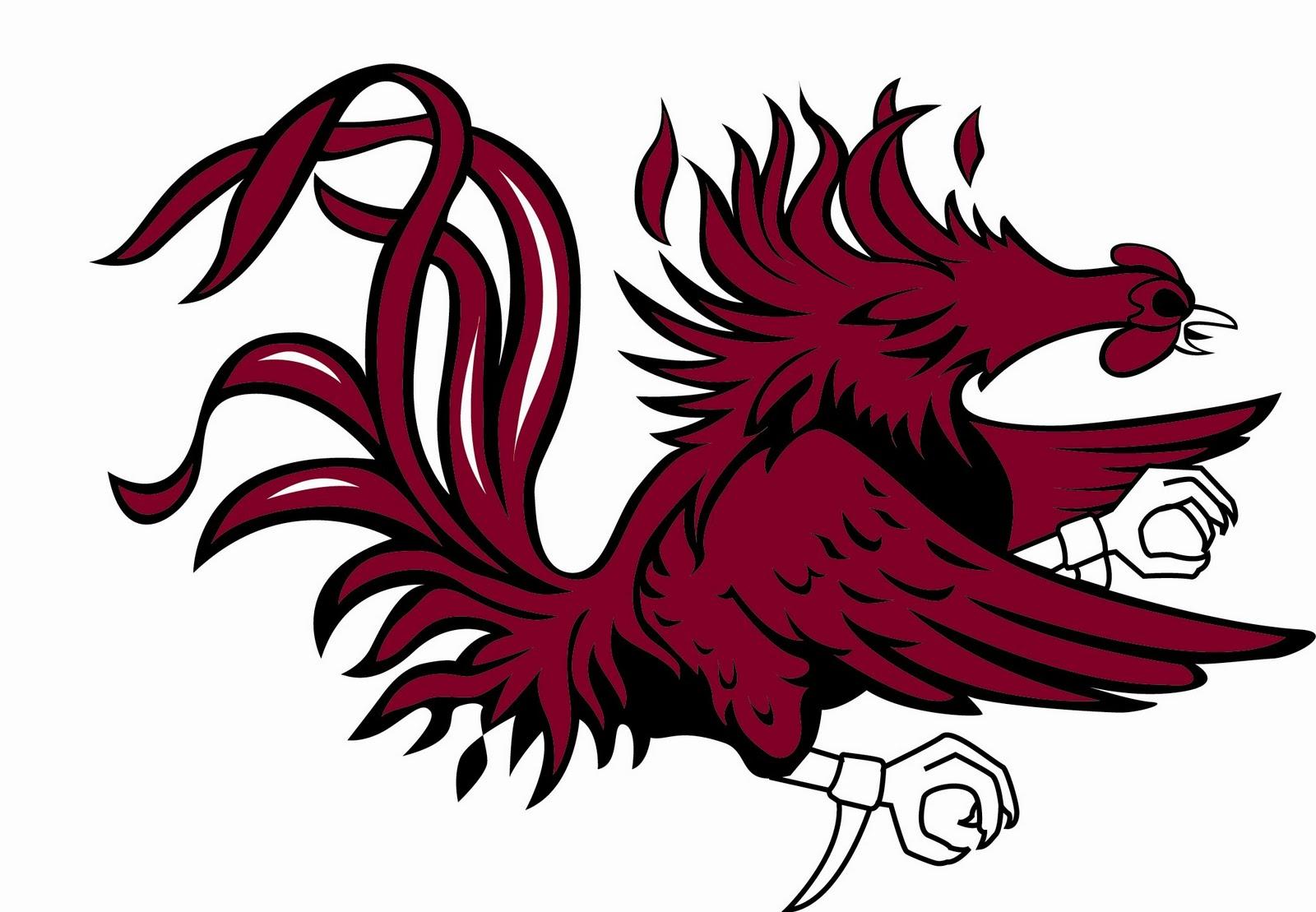 Gamecock Logo Vector at GetDrawings.com.