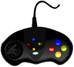 Gamecube Gamepad Clip Art Download.