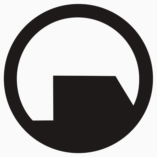 Black Mesa Logo: Tank Tops.