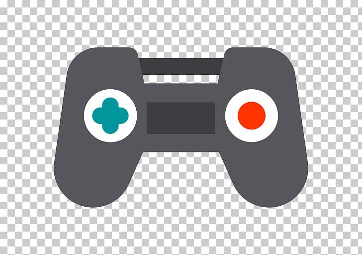 Game controller Joystick Video game Gamepad Icon, A gamepad.