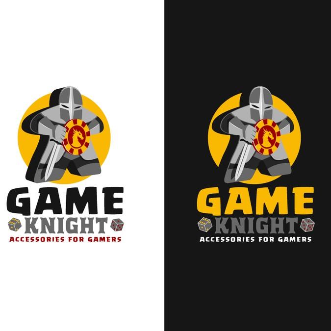 Board Game Company Logo.