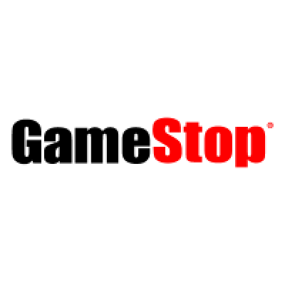 Download Free png GameStop logo vector.