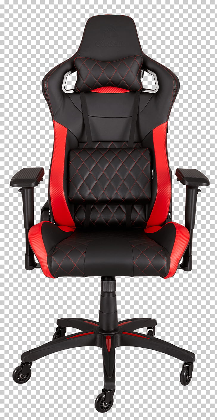 Office & Desk Chairs Seat Armrest Gaming chair, gaming PNG.