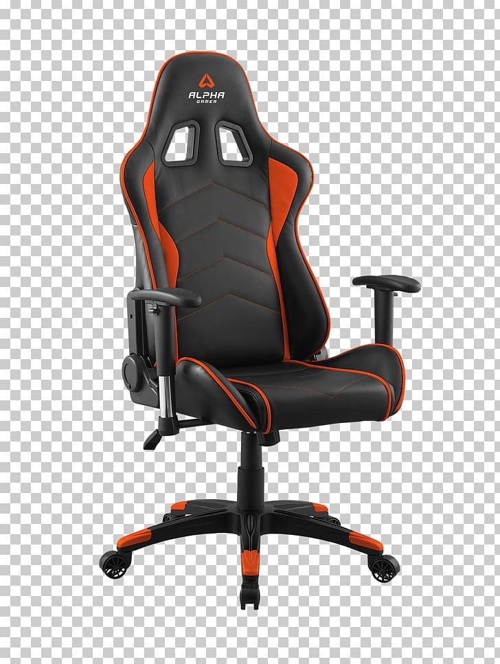 Video Game Gaming Chair Furniture Office & Desk Chairs PNG.