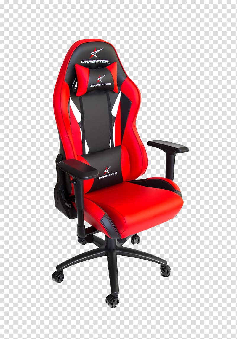Gaming chair TT eSports Black Furniture Game Seat, chair.