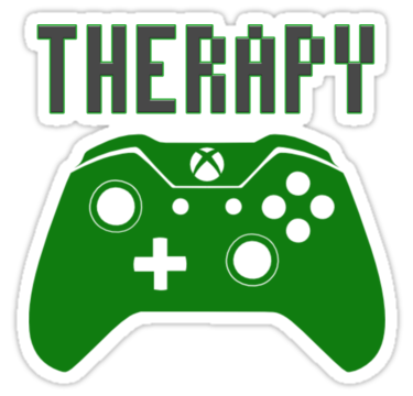 Xbox therapy #games #gaming #gamer #nerd #geek #playstation.