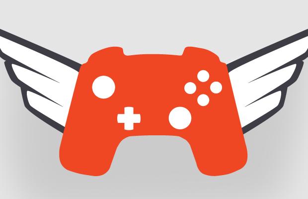 Game controller Logos.