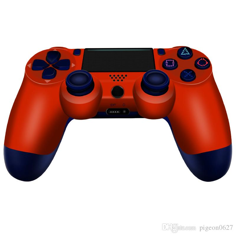 New Packing PS4 Wireless Controller For PlayStation 4 Game System Gaming  Controllers Games Joystick No Logo Game Console Controller Computer Video.