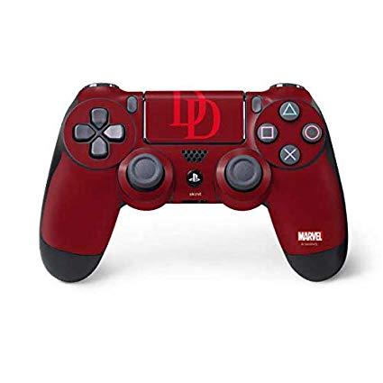 Amazon.com: Skinit Daredevil Logo PS4 Controller Skin.