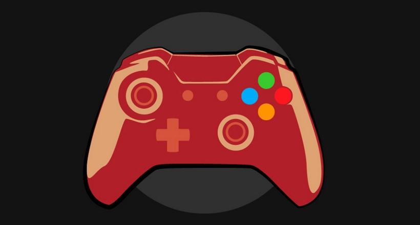 20+ Game Contoller Logo Designs, Ideas, Examples.