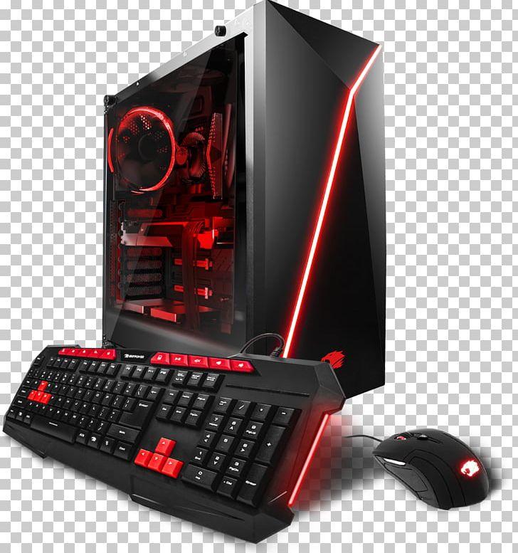 Gaming Computer Desktop Computers IBM PC Compatible Intel.