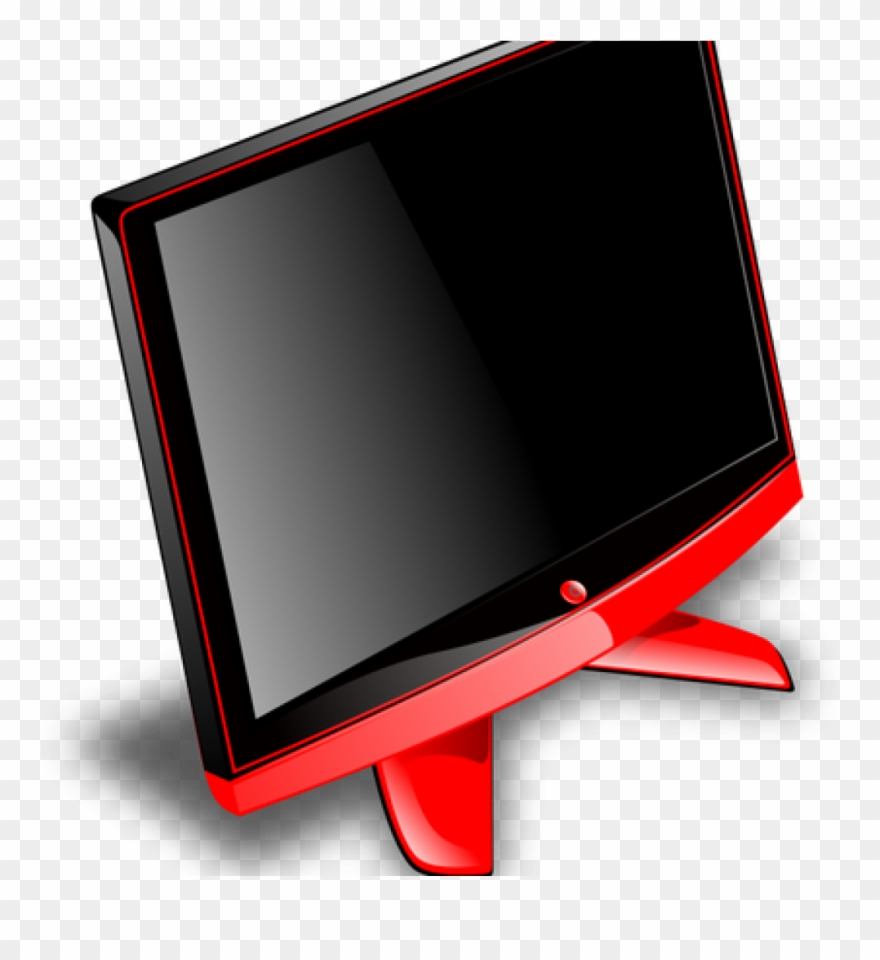 Monitor Clipart Generic Gaming Lcd Monitor Clip Art.