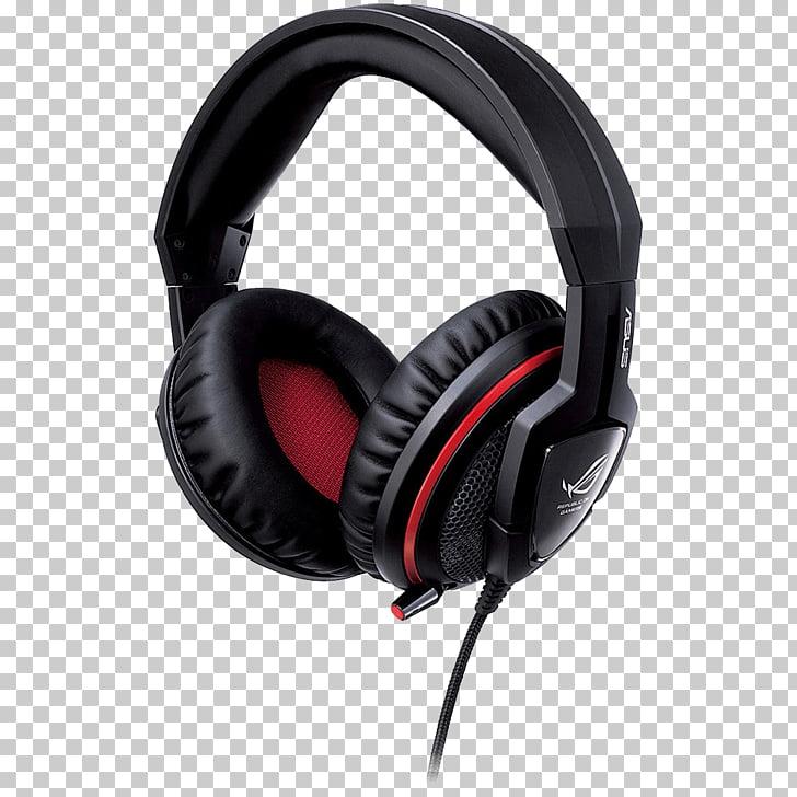Headset Headphones Video Games Microphone Republic of Gamers.