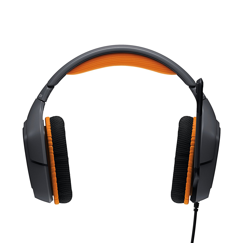 Logitech G231 Prodigy Stereo Gaming Headset.