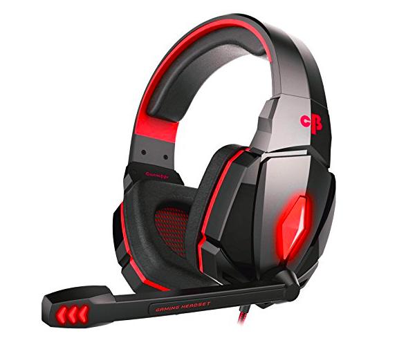 Cosmic Byte G4000 LED Gaming Headset.