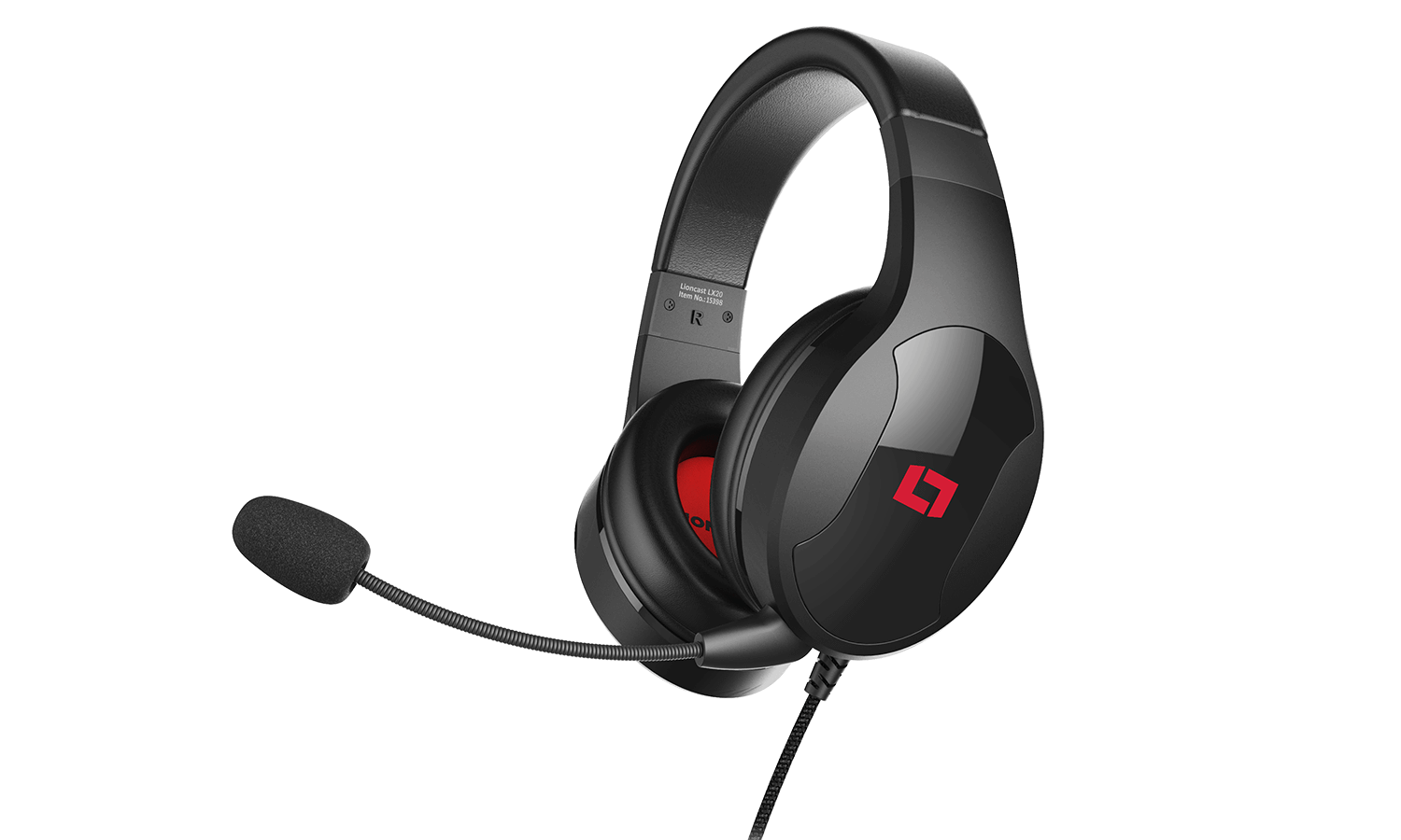 Lioncast LX20 Gaming Headset.