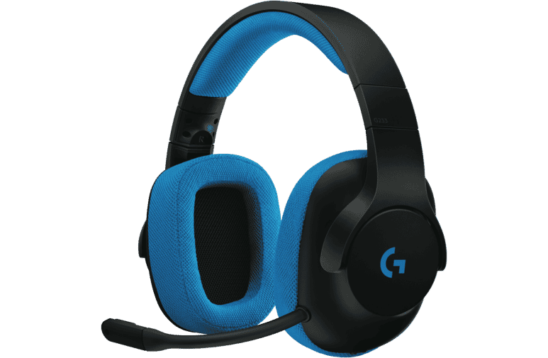 Logitech 3681418 G233 Prodigy Gaming Headset at The Good Guys.